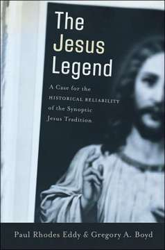 the-jesus-legend
